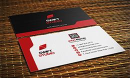Modern business Card_069