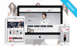 Pav Dress Store - Responsive Opencart theme