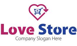 Love Store Logo