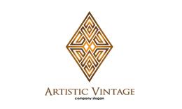 Artistic Vintage Logo