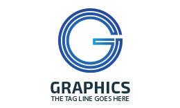Graphics,G Letter Logo