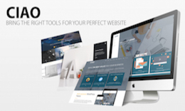 CIAO - Responsive Multi-Purpose WordPress Theme