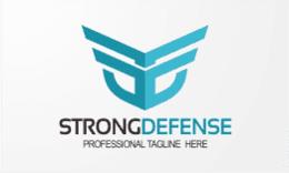 Strong Defense Logo