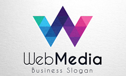 Web Media - Letter W Logo