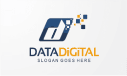 Data Digital - D Logo