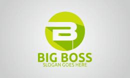 BIG BOSS - LETTER B LOGO