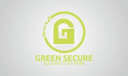 Green Scure - Letter G Logo