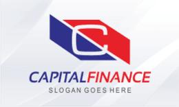 Capital Finance - Letter C Logo