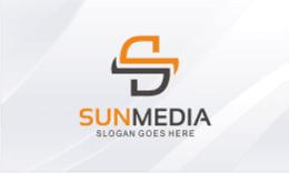 Sun Media -Letter S Logo