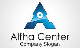 Alpha Center Logo