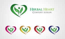 Herbal Heart Logo