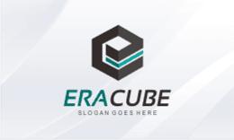 Era Cube - Letter E Logo