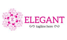 Elegant Crest Logo