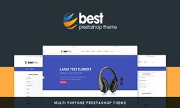 Pts BestShop - Responsive Prestashop Theme