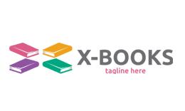 X Books Logo