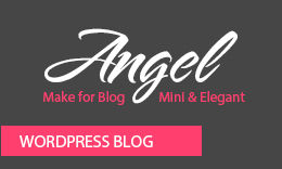 Angel - Creative & Elegant Blog WordPress Theme