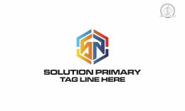 Letter SP Logo