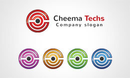 Cheema Techs/C Letter Logo