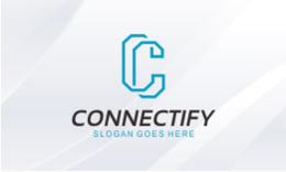 CONNECTIFY - Letter C Logo