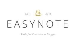 EasyNote - Personal Blog WordPress Theme