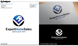 Expert Real Estate Logo