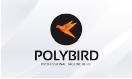 Poly Bird Logo