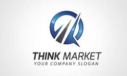Think Market / Q Letter Logo