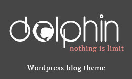 Dolphin - Elegant WordPress Theme