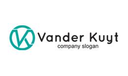 V K Letter Logo