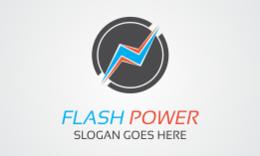 Flash Power Logo