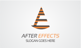 After Effects - AE - Letter Logo