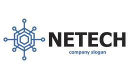 Netech Logo