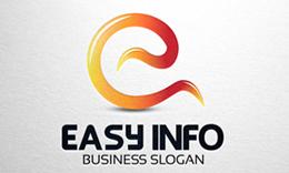Easy Info, Letter E Logo