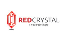 Red Crystal Logo