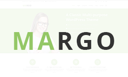 Margo - Ultimate Multi-purpose WordPress Business Theme