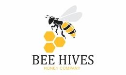 Bee Hives Logo
