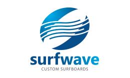 Surfwave Custom Surfboards Logo