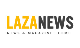 LazaNews - WordPress Magazine