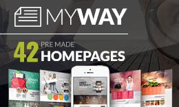 MyWay Wordpress
