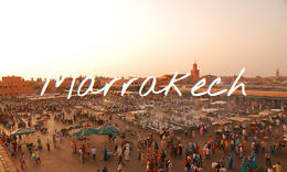 Marrakech - Clean WordPress Blog Theme