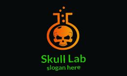 Skull Lab Logo