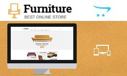 Furniture - Opencart Responsive Theme