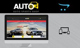 Auto - Opencart Responsive Theme