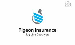 Pigeon Insurance Logo