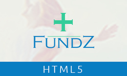 Fundz - A Crowdfunding HTML5 Theme