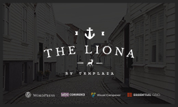 LIONA | Portfolio WordPress Theme