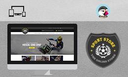 Sport - Prestashop Responsive Theme