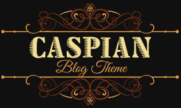 Caspian WordPress Multi-Blog Theme